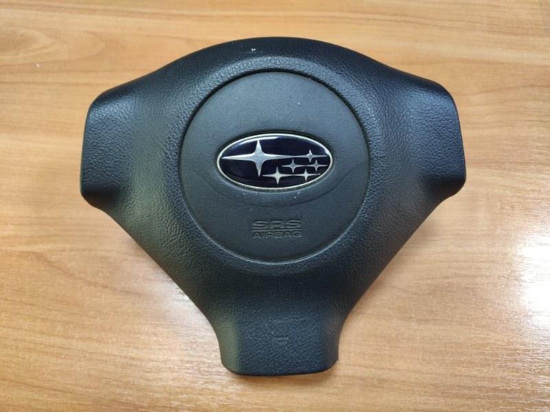 Airbag на руль Subaru Legacy BP5 EJ204 2003