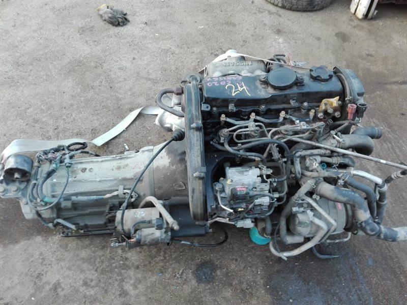 Двигатель Nissan Largo VW30 CD20 1996