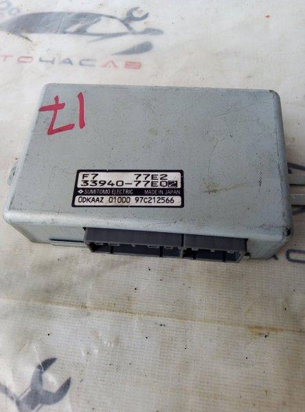Блок управления abs Suzuki Escudo TD51W J20A 1997