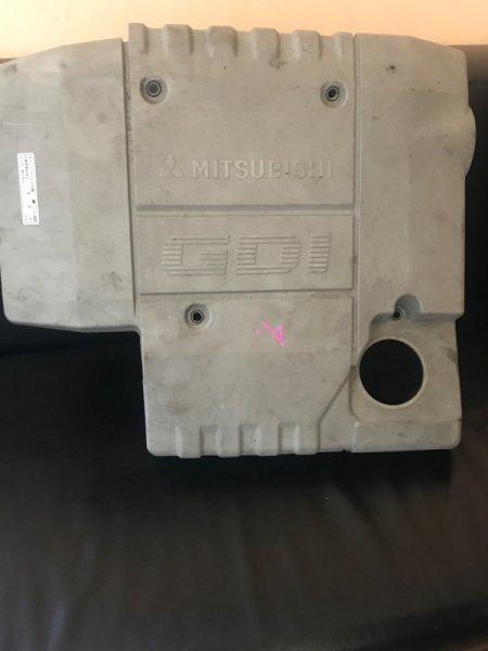 Крышка двс декоративная Mitsubishi Pajero Io H76W 4G93 1999