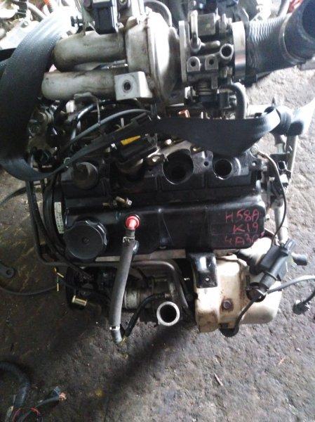 Двигатель Mitsubishi Pajero Mini H58A 4A30 2005