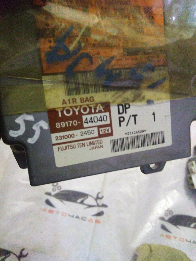 Блок airbag Toyota Ipsum ACM21 2AZ 2002