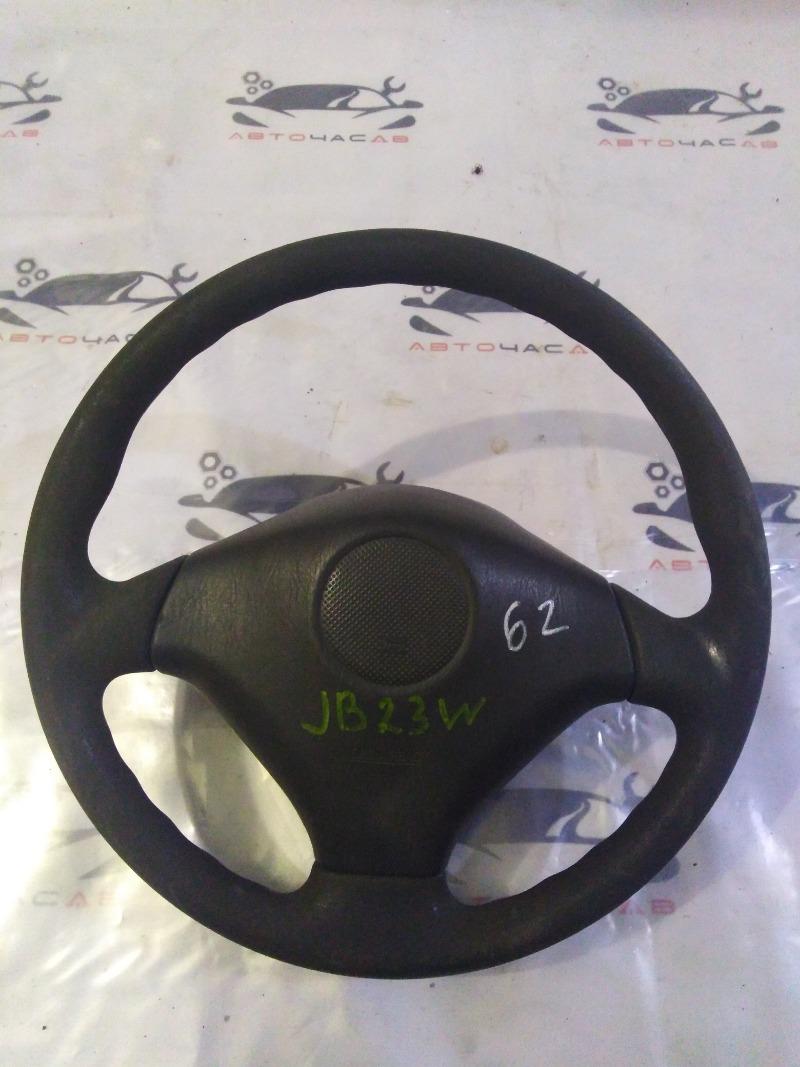 Руль Suzuki Jimny JB23W K6A 2002