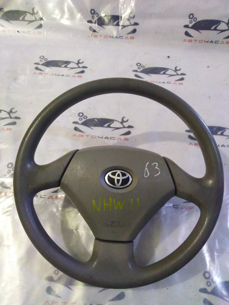 Руль Toyota Prius NHW11 1NZ 2001