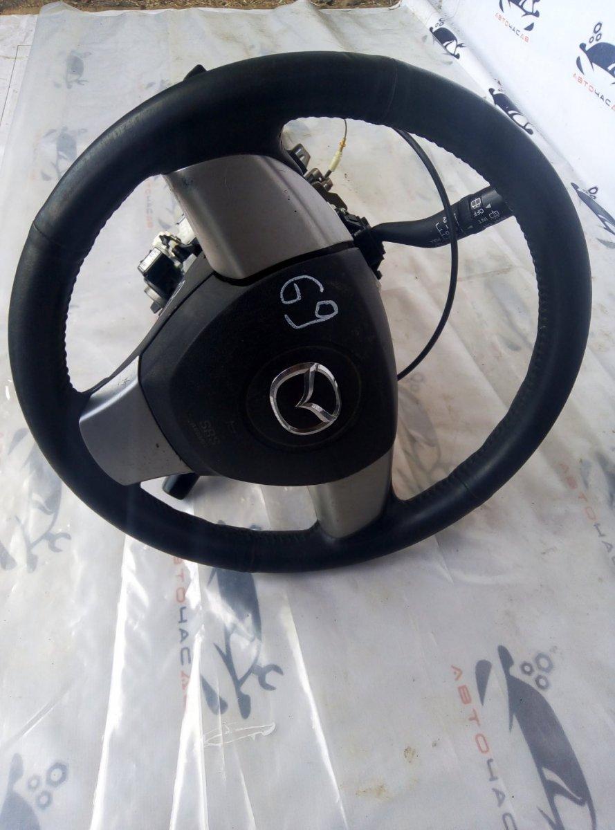 Руль Mazda Mpv LY3 2006