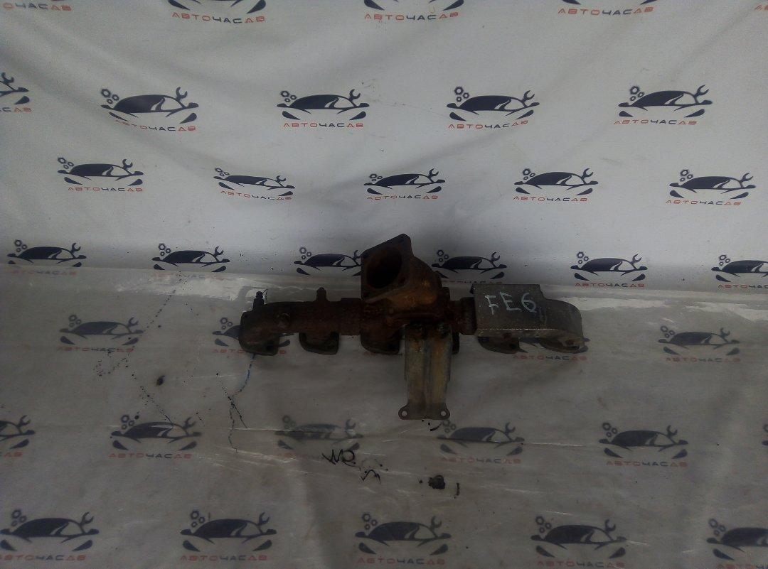 Коллектор выпускной Nissan Diesel FE6