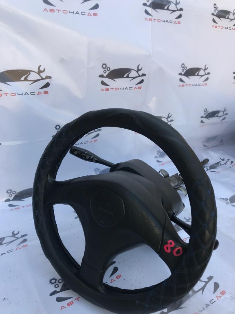 Руль Mitsubishi Pajero Mini H58A 4A30