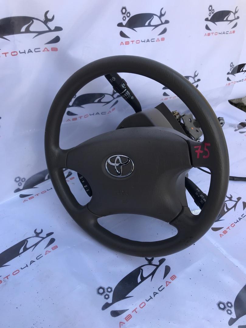 Руль Toyota Camry ACV30 2AZ 2002