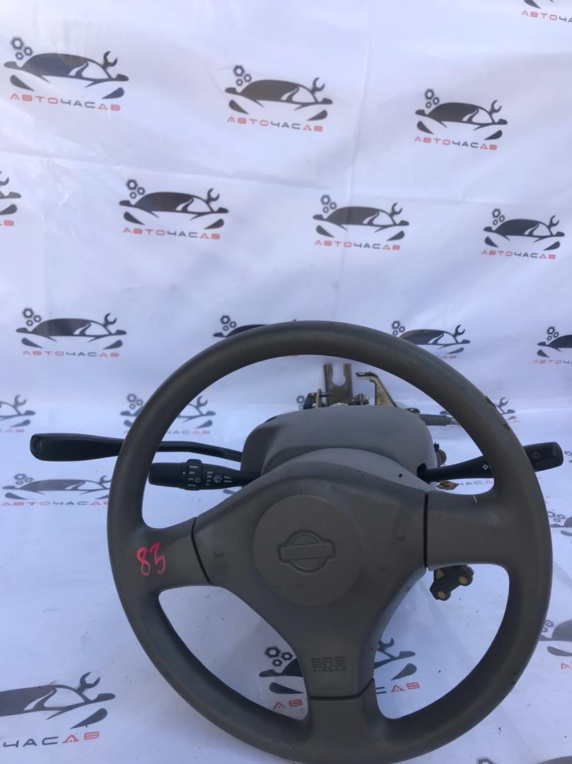 Руль Nissan Cube AZ10 CGA3