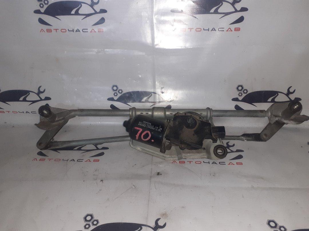 Механизм дворников Toyota Raum EXZ15 5EFE 2000