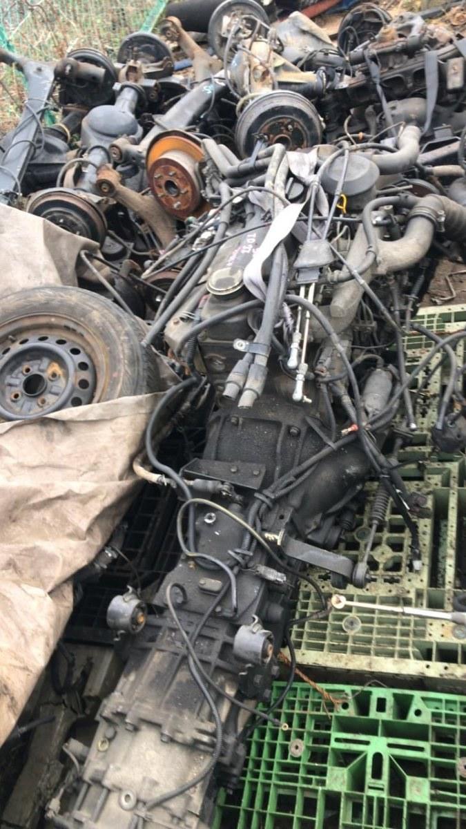 Мкпп Nissan Atlas P8F23 TD27