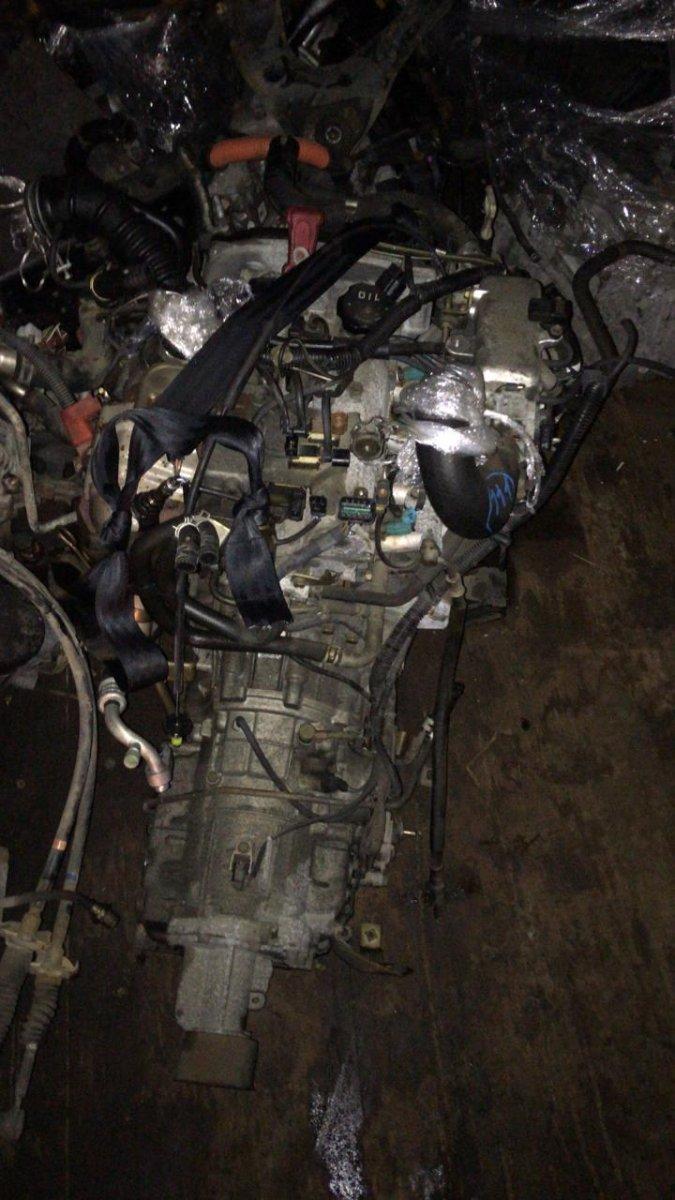 Двигатель Mitsubishi Pajero Mini H58A 4A30 1999