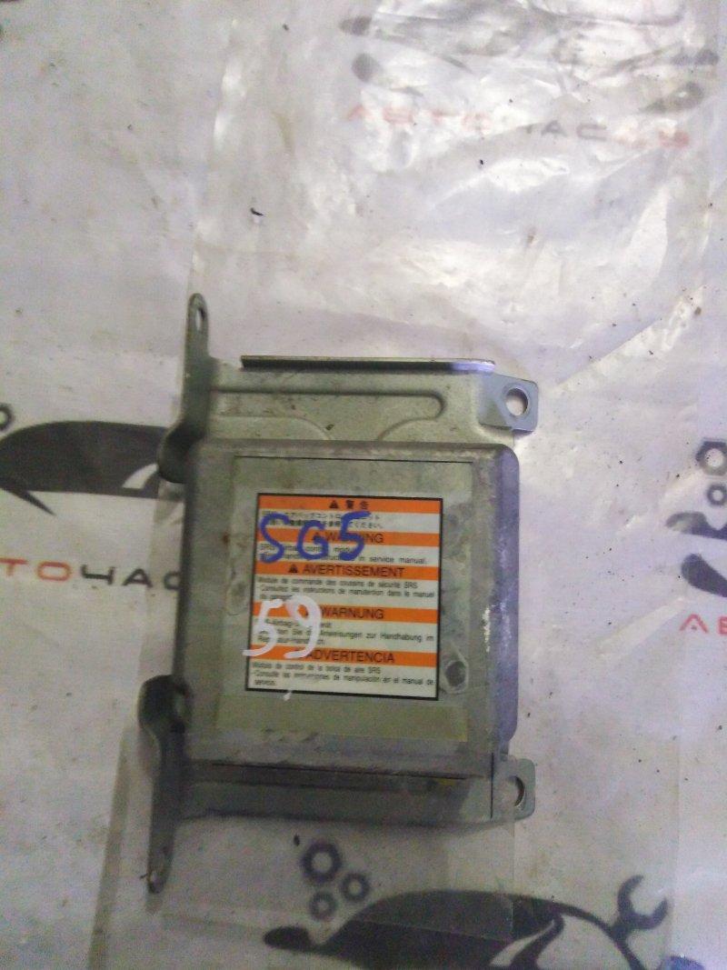 Блок airbag Subaru Forester SG5 EJ20 2007