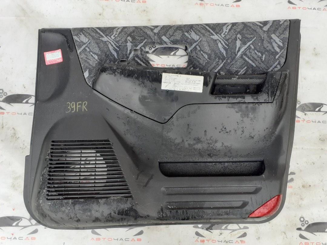 Карта двери Mitsubishi Pajero Io H76W 4G93 передняя правая