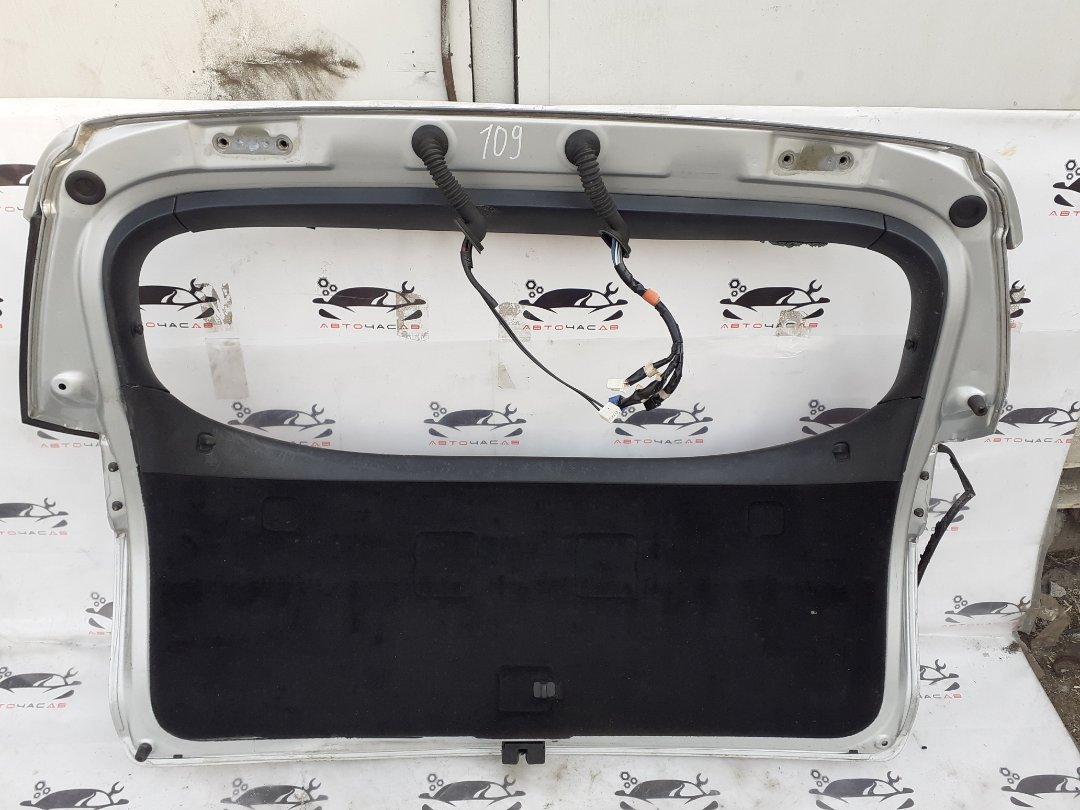 Обшивка двери багажника Toyota Caldina ST246 3SGTE 2002