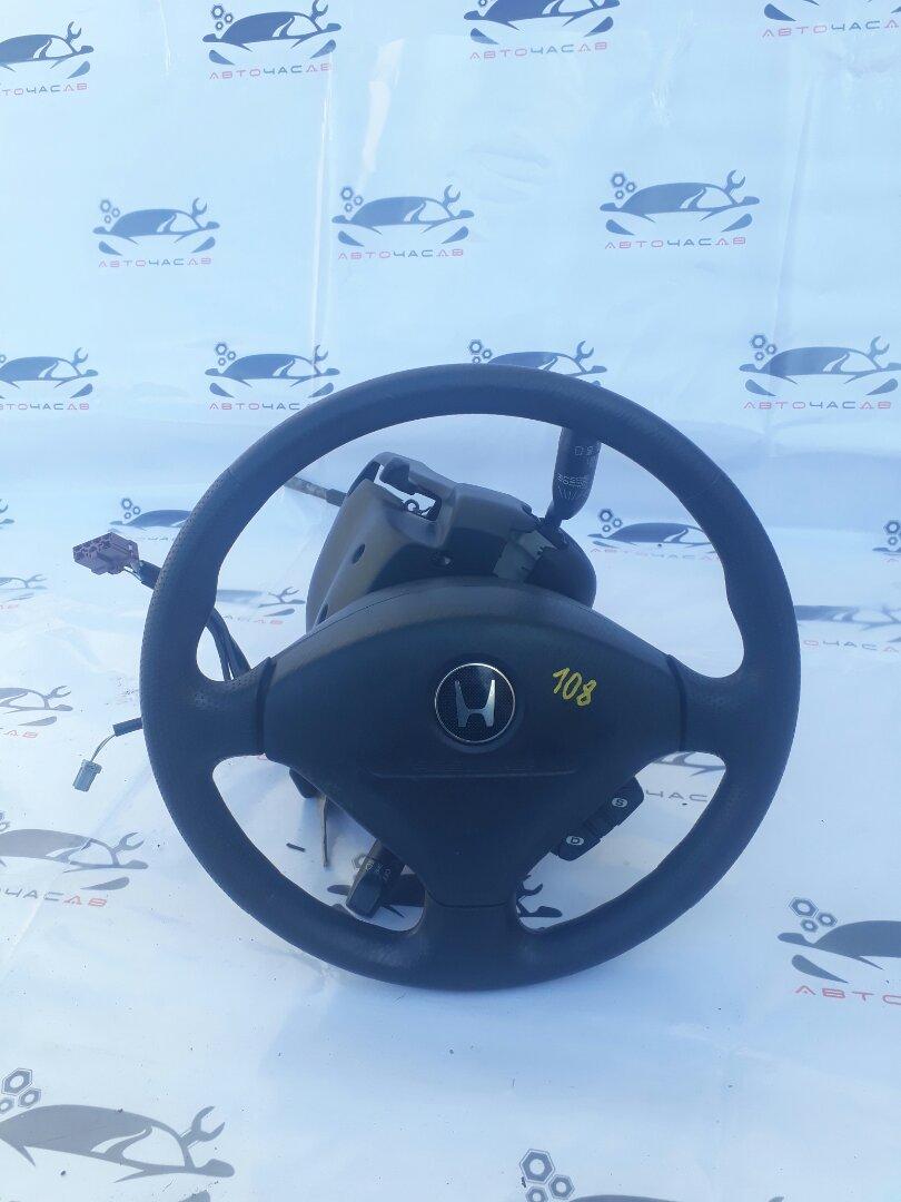 Руль Honda Hr-V GH4 D16A 2000