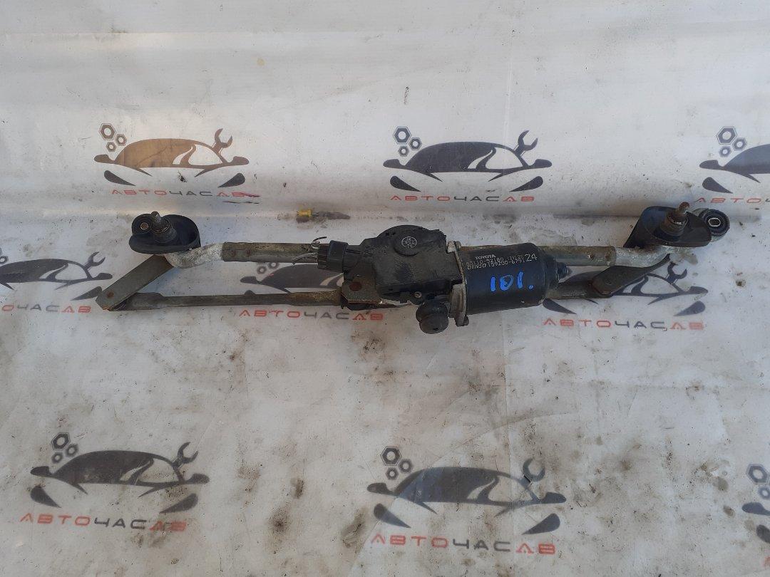 Механизм дворников Toyota Succsed NLP51 1ND 2003