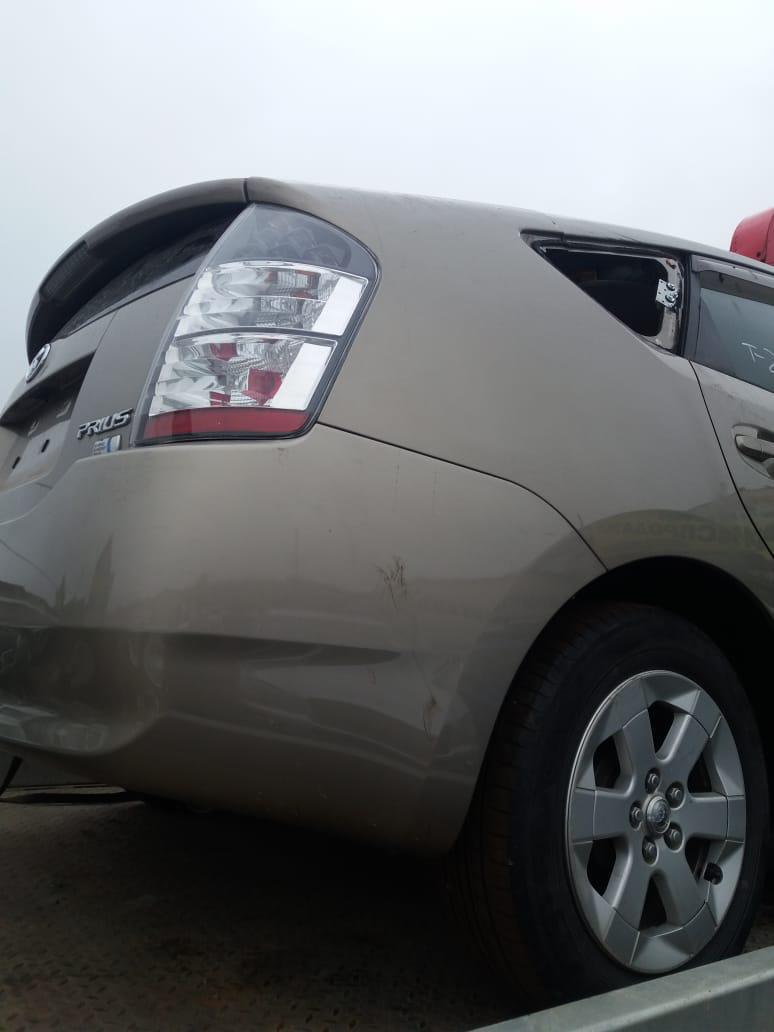Стойка подвески Toyota Prius NHW20-0032358 1NZ-FXE 2005 задняя правая