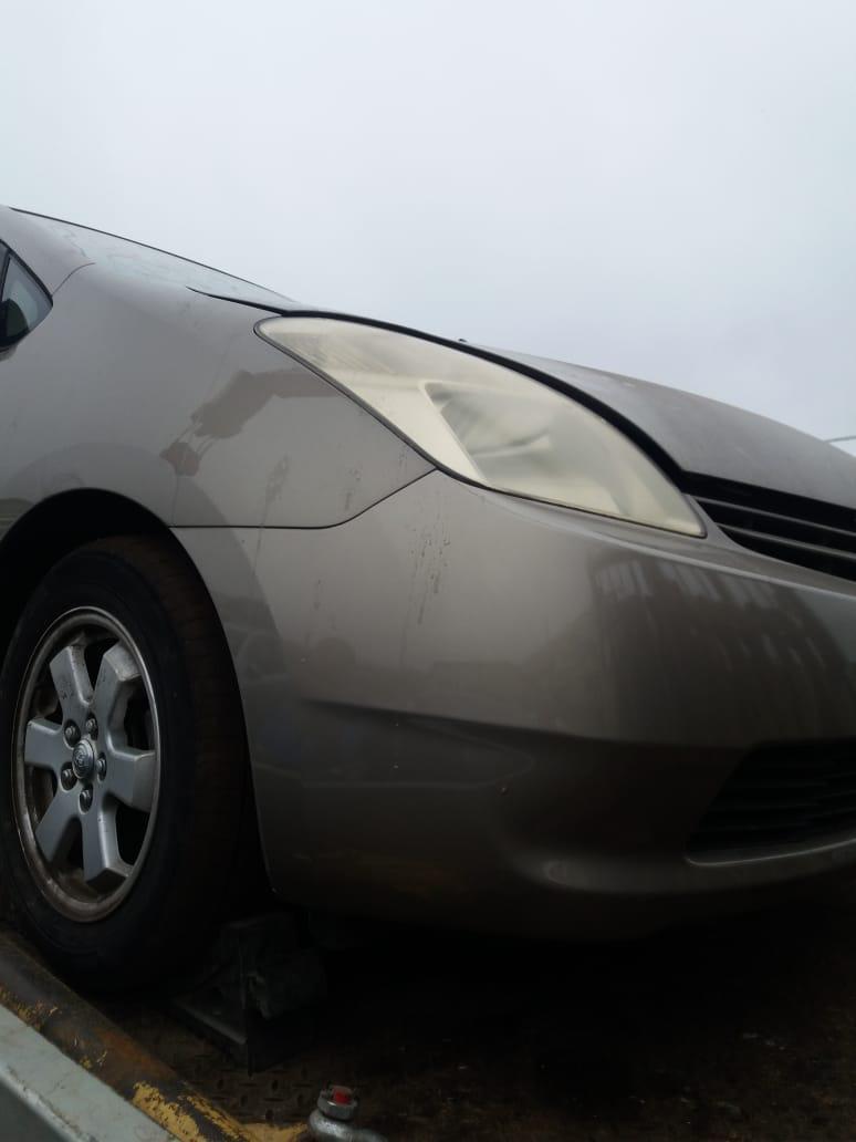 Привод Toyota Prius NHW20-0032358 1NZ-FXE 2005 правый