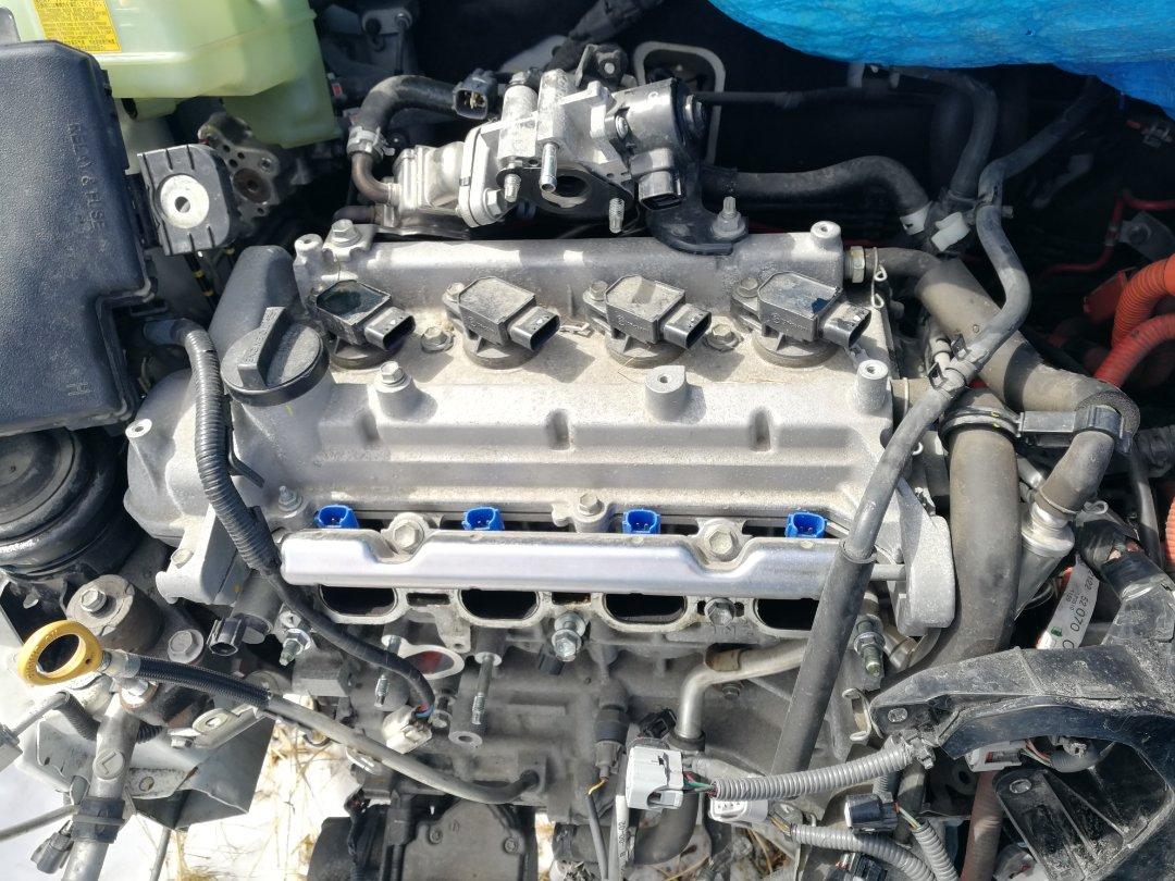 Двигатель Toyota Aqua NHP10-2055974 1NZ 2012