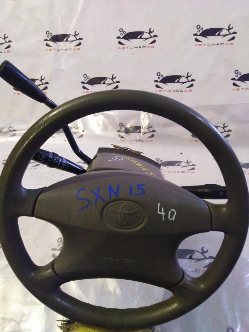 Руль Toyota Nadia SXN-15 3-S 2000