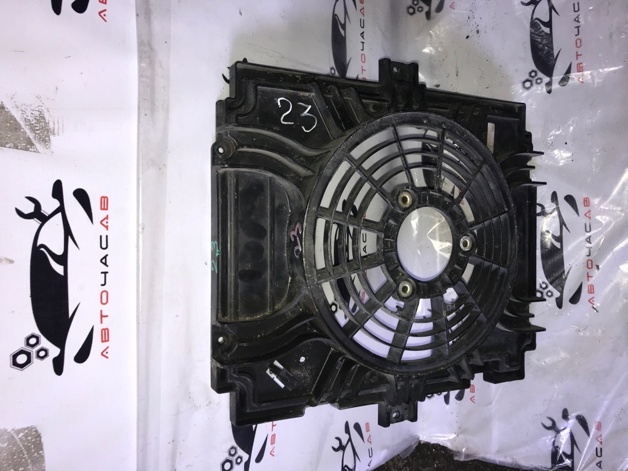 Вентилятор радиатора Nissan Vanette SK82VN F8 2000