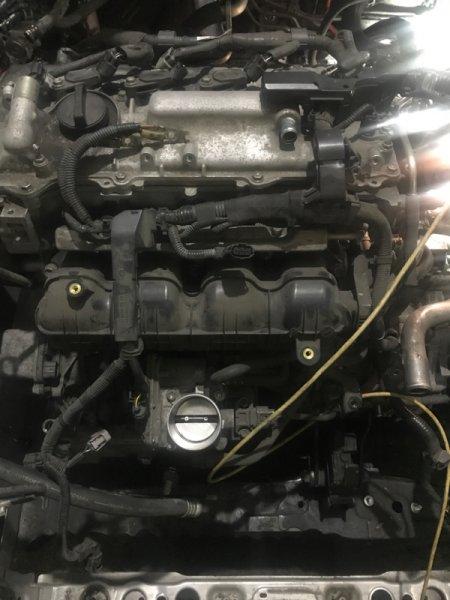 Блок двигателя Toyota Prius ZVW30 2ZRFXE 2009