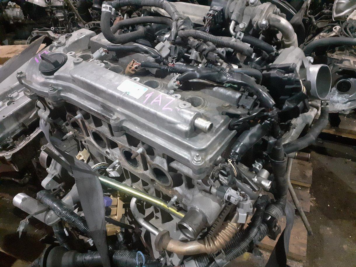 Блок двигателя Toyota Noah 1AZ