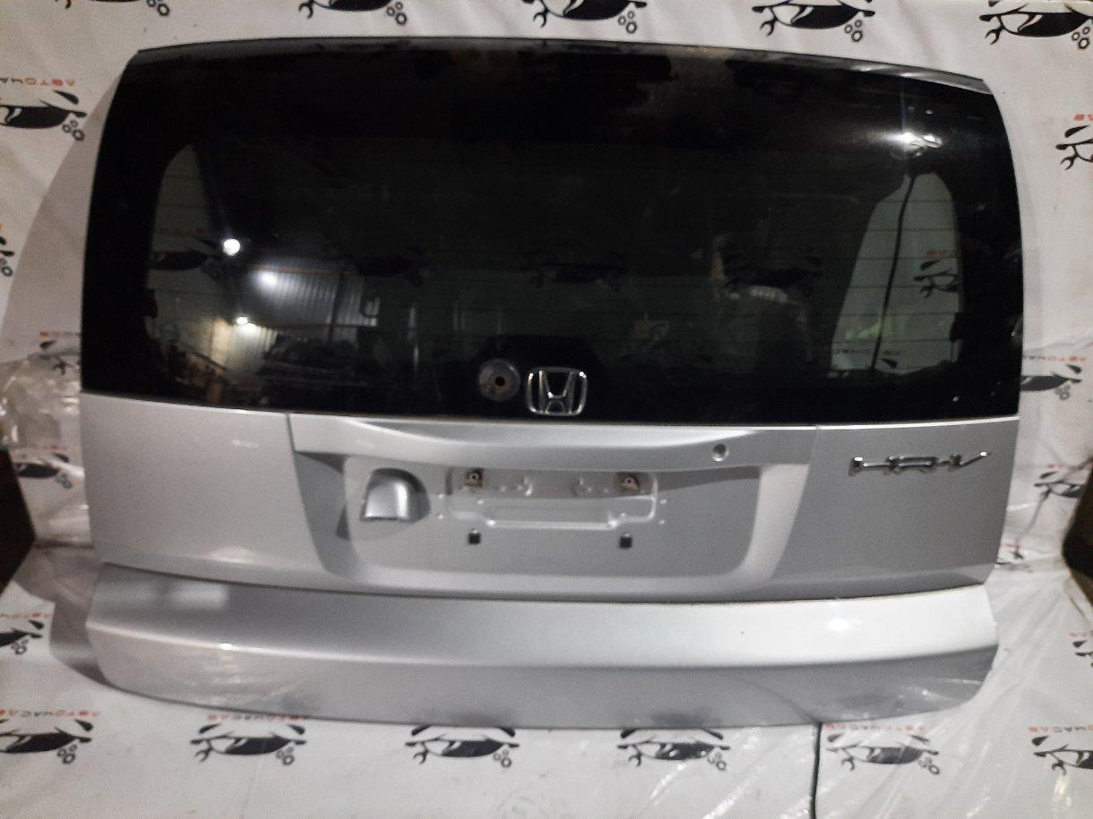 Обшивка двери багажника Honda Hr-V GH4 D16A 2005