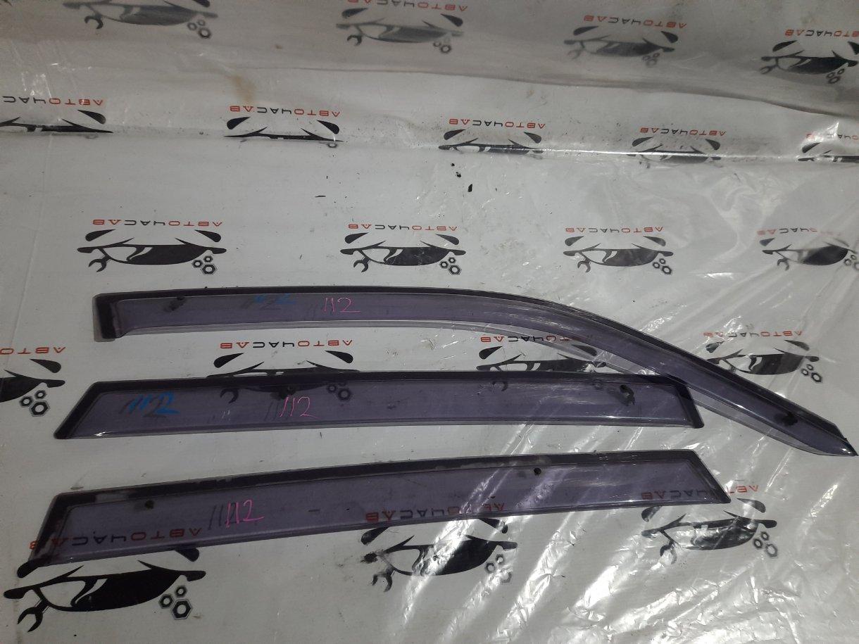 Ветровик Mazda Capella GW8W FP 2001 передний правый