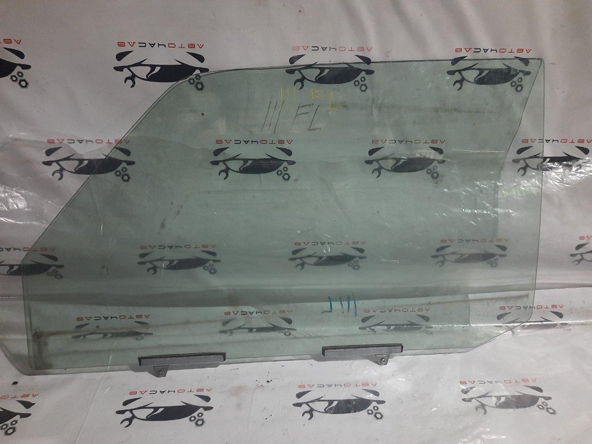 Стекло двери Mitsubishi Pajero Mini H58A 4A30 1999 переднее левое