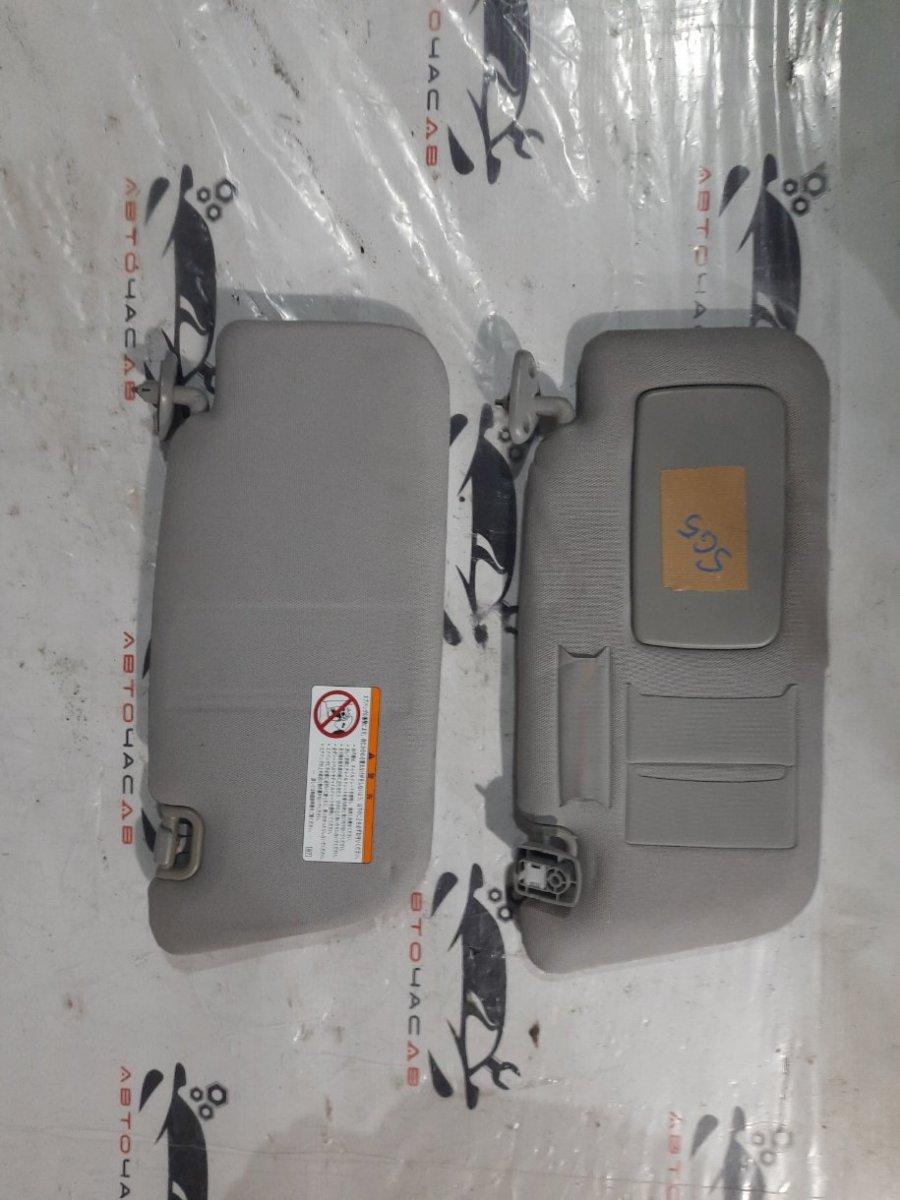 Козырек солнцезащитный Subaru Forester SG5 EJ20 2007