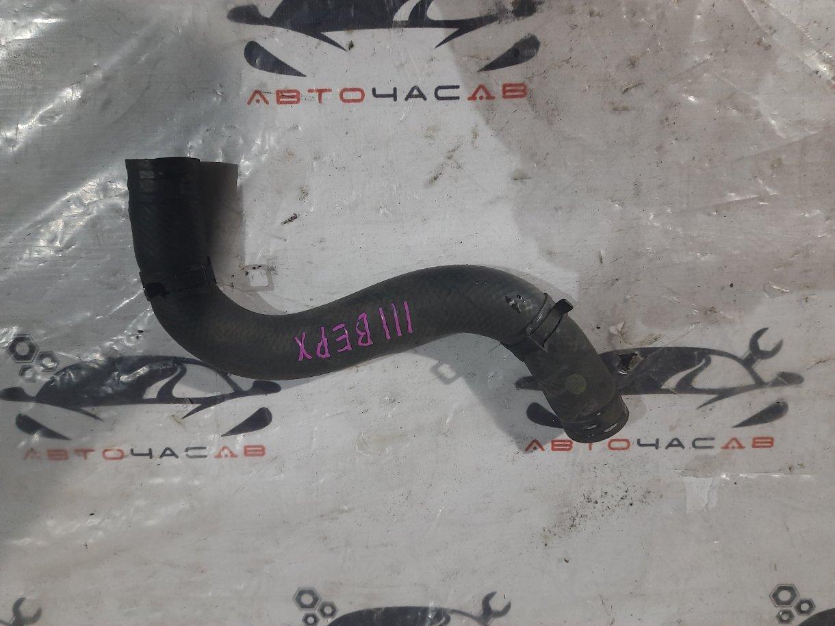 Патрубок радиатора Mitsubishi Pajero Mini H58A 4A30 1999 верхний