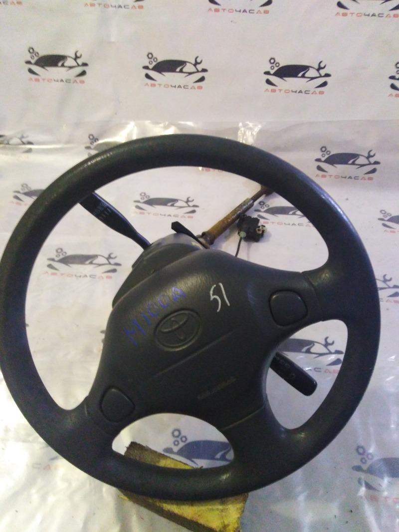 Руль Toyota Duet M100A EJVE 2002