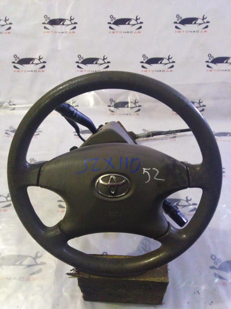 Руль Toyota Markii JZX110 1JZ 2003