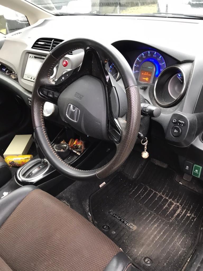 Руль Honda Fit Shuttle GP2-3114456 LDA-MF6 2012