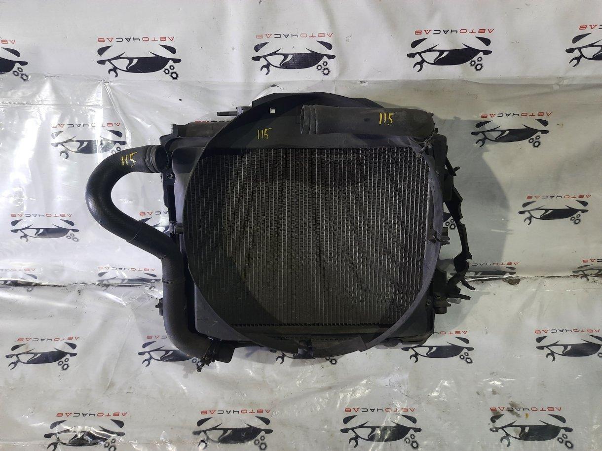 Патрубок радиатора Nissan Atlas R8F23 QD32 1999 верхний