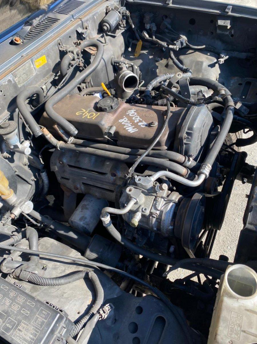Двигатель Toyota Hilux LN107 3L 1991