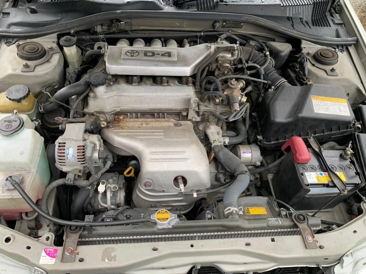 Двигатель Toyota Corona Premio ST210 3S-FSE