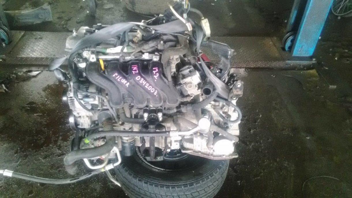 Двигатель Toyota Corolla Fielder NZE141G 1NZ-FE