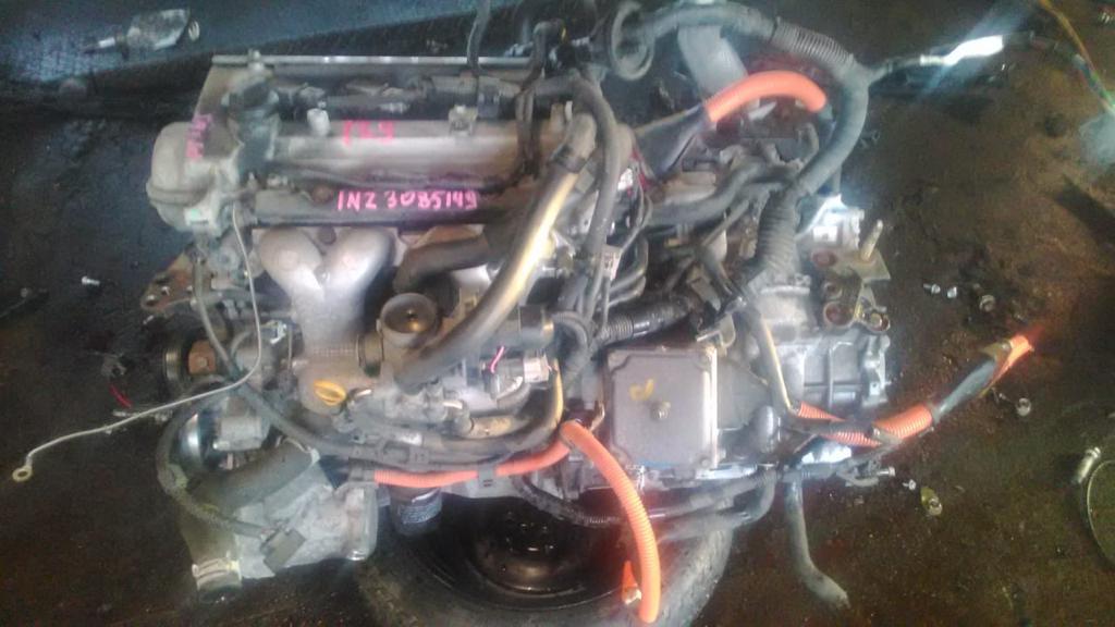 Двигатель Toyota Prius NHW20 1NZFXE
