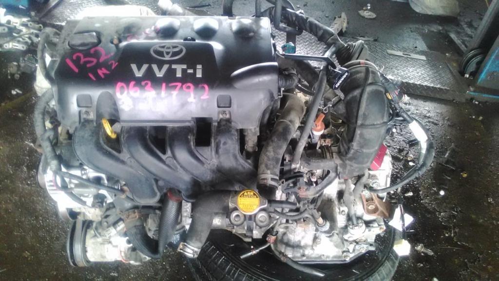 Двигатель Toyota Succeed NCP51 1NZ-FE