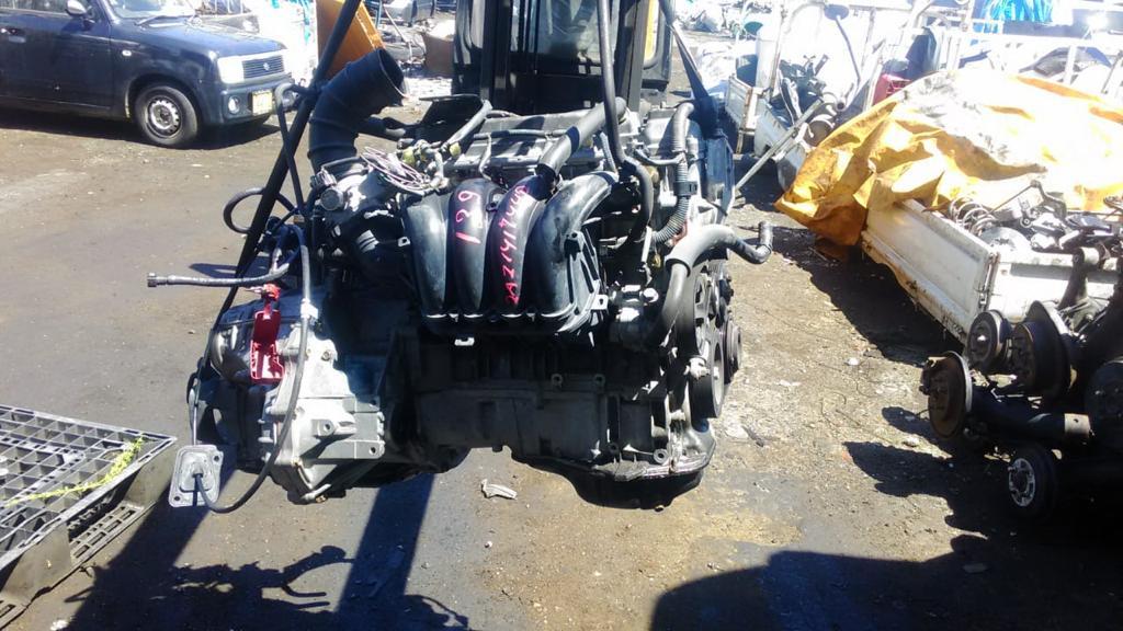 Двигатель Toyota Camry ACV30 2AZ