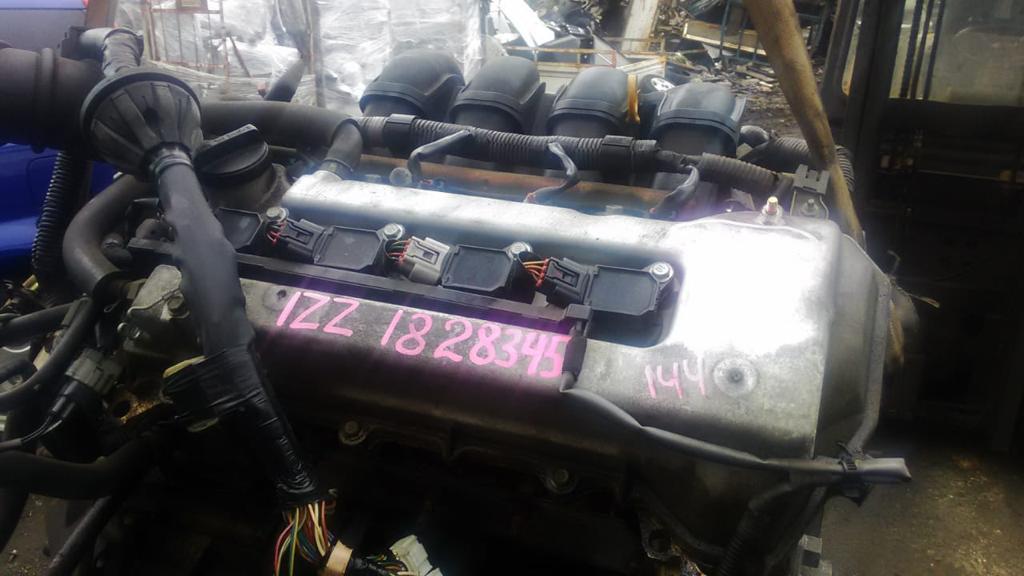 Двигатель Toyota Premio ZZT245 1ZZ-FE