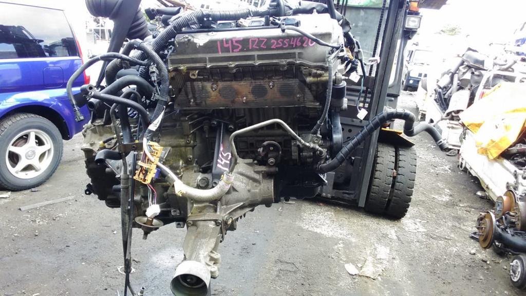 Двигатель Toyota Allion ZZT245 1ZZ-FE