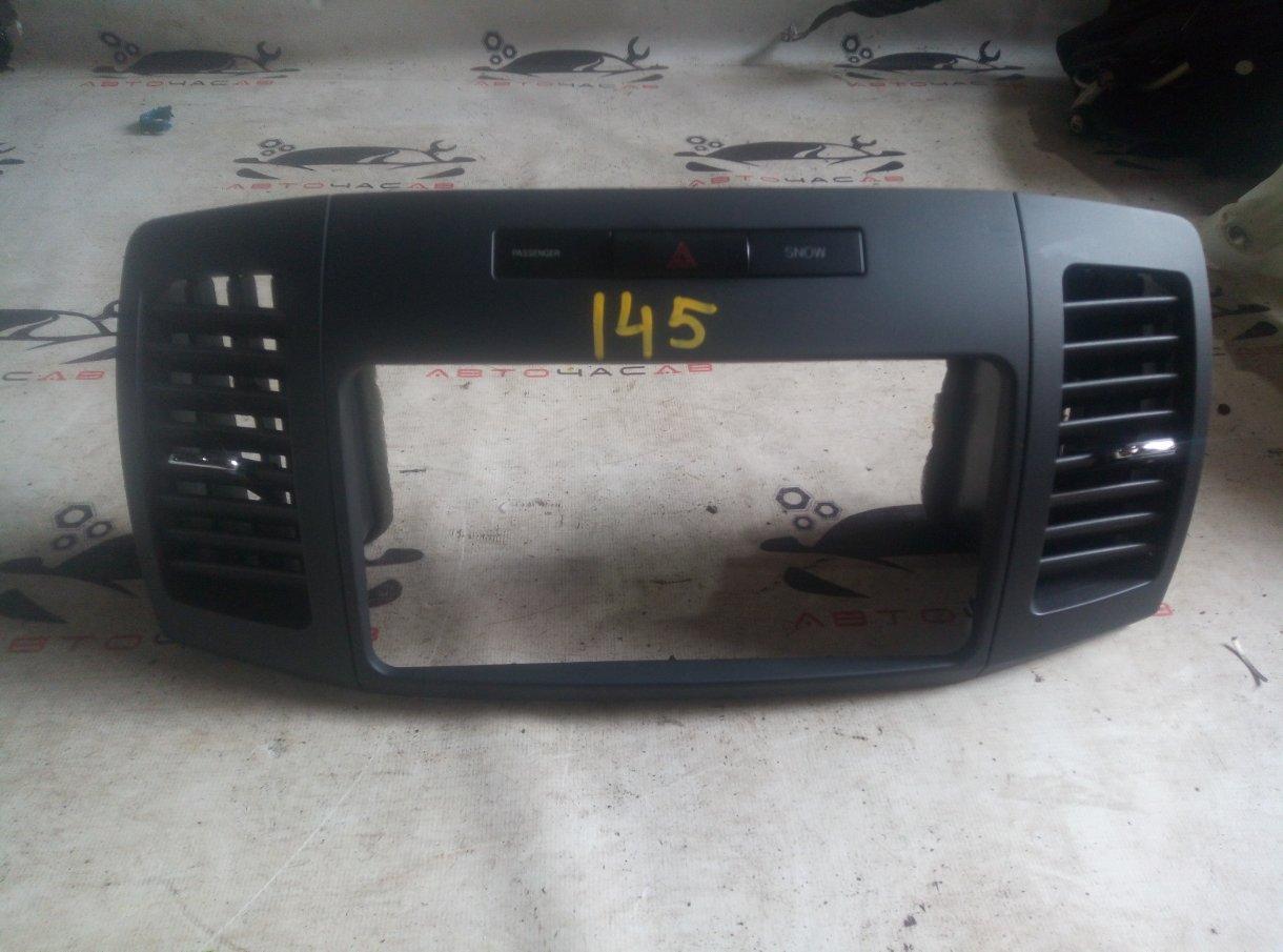 Консоль магнитофона Toyota Allion ZZT245 1ZZ-FE 2006