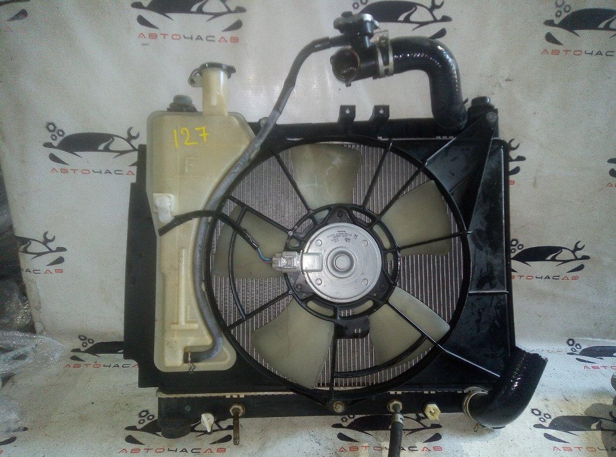 Вентилятор радиатора Toyota Probox NCP51 1NZ-FE