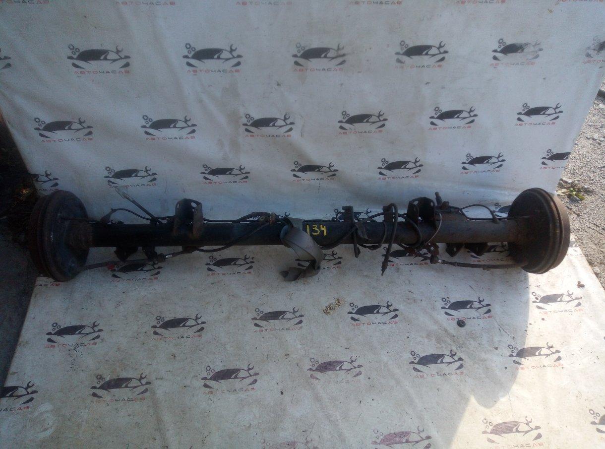 Тормозной барабан Toyota Probox NCP51 1NZ-FE 2004 задний левый