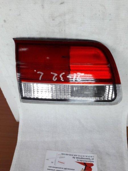 Стоп-планка Toyota Caldina ST190 левая