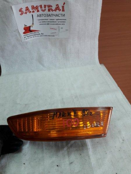 Повторитель бамперный Toyota Markii JZX100 правый